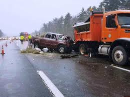 Waldoboro Man Dies In Crash On Maine Turnpike In Wells - The Lincoln ... A Tow Truck Hauls And Semi Trailer Following Fatal Stock Three Reasons Why Large Crashes Are So Deadly Semitruck Driver Pleas Guilty For Crash Caused By Phone Use Driver Involved In Fatal Crash Near Dubbo Charged By Police Spectacular Head On Car Truck Accident City 5 Killed Four Injured Dual I55 Nbc Chicago Deaths Colorados Roadways Jumped About 11 Percent 2016 To 605 Hwy 48 Leader 2 Compilation 2018 Hd Russiagermanyusauk Waldoboro Man Dies Maine Turnpike Wells The Lincoln Victim Idd I40 Volving Concrete Raleigh Car With Dump Route 29 Titusville Rcermecom