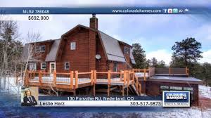 100 Homes For Sale Nederland Co 130 Sythe Rd CO For Coloradohomescom