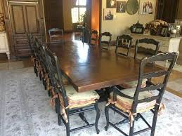Habersham Solid Wood Table 12 Chairs