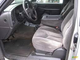 2004 Chevrolet Silverado 1500 LS Extended Cab interior