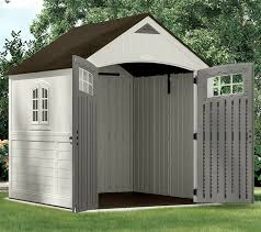 best rated resin storage shed quality plastic sheds