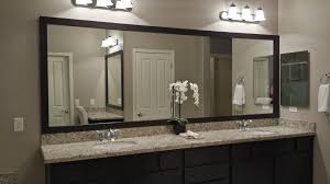 Appealing Mirrored Bathroom Mirror Cabinets Diy Excellent Frames For ... Mirror Ideas For Bathroom Double L Shaped Brown Finish Mahogany Rustic Framed Intended Remodel Unbelievably Lighting White Bath Oval Mirrors Best And Elegant Selections For 12 Designs Every Taste J Birdny Luxury Reflexcal Makeover Framing A Adding Storage Youtube Decorative Trim Creative Decoration Fresh 60 Unique