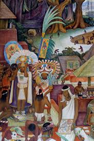Famous Spanish Mural Artists by Diego Rivera Mural In The National Palace Mexico City Diego