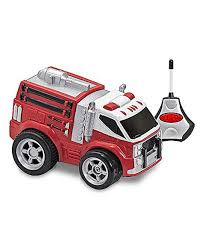 This Red Remote Control Fire Truck By Kid Galaxy Is Perfect ... Rc Toy Fire Truck Lights Cannon Brigade Engine Vehicle Kids Romote Control Dickie Toys Intertional 24 Rescue Walmartcom Rc Model Fire Truck Action Stunning Rescue Trucks In Green Patrol Sos Brands Products Wwwdickietoysde Buy Generic Creative Abs 158 Mini With Remote For Cartrucky56 Car Kidirace Rechargeable 13 Best Giant Monster Toys Cars For Kids Youtube Watertank Red Vibali Shop