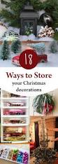 Christmas Tree Storage Bin By Iris by Best 25 Christmas Ornament Storage Ideas On Pinterest Ornament