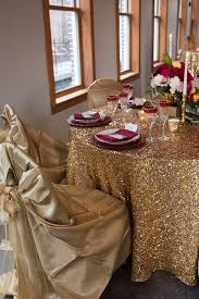 Gold And Red Wedding Decor Corner House Photography