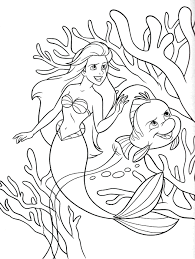 Sympho Page 18 Grinch Printables Baby Ariel Coloring Pages