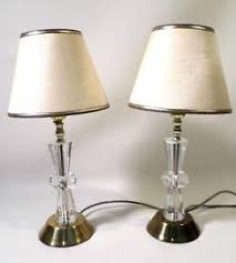 Antique Lamps Ebay Australia by Crystal Table Lamp Ebay