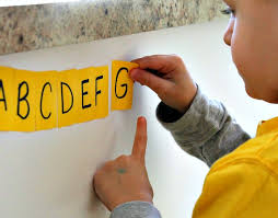 Alphabet Recognition Activities For Preschoolers And A Step By Guide How To Teach The