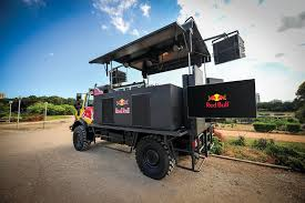 100 Redbull Truck Red Bull Makana Real Life Transformer Arab Motor World