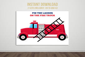 Pin The Ladder On The Fire Truck Party Game, Printable Party Game ... Large Wooden Ladder Fire Truck Toy Amishmade Amishtoyboxcom Vancouver Engine 7 Responding Youtube Lights Sound Hose Electric Brigade Eone Aerial Ladders Hook And Ladder Fire Truck In Annapolis Md Stock Photo 81389666 Turning Radius 1958 American Lafrance Item Dd2816 Sol 1996 Spartan Saulsbury With 75 Jons Mid America Fdny Firehouse 19 Morrisania Bronx Ne Flickr Royalty Free Vector Image Vecrstock Retro With A Fanned On White Background