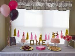Pink And Gold Birthday Themes by Birthday Party U2013 Suddenly Inspired