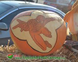 Spiderman Pumpkin Carving by Pumpkin Carvings With Themes Nita U0027s Fruit And Vegetable