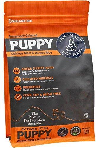 Annamaet Original Puppy Dry Dog Food, 12-lb Bag