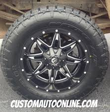 Custom Automotive :: Packages :: Off-Road Packages :: 20x10 Fuel ... Nitto Invo Tires Nitto Trail Grappler Mt For Sale Ntneo Neo Gen At Carolina Classic Trucks 215470 Terra G2 At Light Truck Radial Tire 245 2 New 2953520 35r R20 Tires Ebay New 20 Mayhem Rims With Tires Tronix Southtomsriver On Diesel Owners Choose 420s To Dominate The Street And Nt05r Drag Radial Ridge Allterrain Discount Raceline Cobra Wheels For Your Or Suv 2015 Bb Brand Reviews Ford Enthusiasts Forums