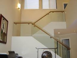 Stair System Residential1 Modern Glass Railing Design Waplag ... Modern Glass Stair Railing Design Interior Waplag Still In Process Frameless Staircase Balustrade Design To Lishaft Stainless Amazing Staircase Without Handrails Also White Tufted 33 Best Stairs Images On Pinterest And Unique Banister Railings Home By Larizza Popular Single Steel Handrail With Smart Best 25 Stair Railing Ideas Stairs 47 Ideas Staircases Wood Railings Rustic Acero Designed Villa In Madrid I N T E R O S P A C