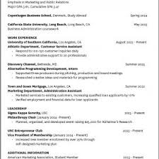 Sample Resume Lecturer Computer Science Engineering College New For Putere Teacher In India