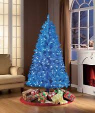 6ft Christmas Tree With Decorations by Blue Christmas Tree Ebay
