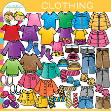 Clothing Clip Art Images Illustrations