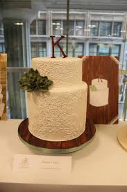 Rustic Succulent Wedding Cake On Central