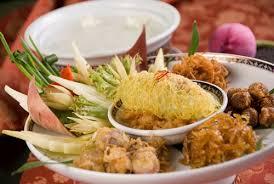 cha e cuisine shangri la hotel s next2 cafe offers khao chae chao wang