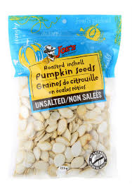 Roasted Unsalted Pumpkin Seeds Nutrition Facts by Joe U0027s Tasty Travels Unsalted Roasted Inshell Pumpkin Seeds