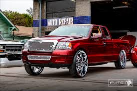 100 24 Inch Truck Rims Diablo Wheels USA High End Custom Aftermarket Wheels