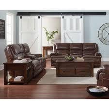 Wayfair Soho Leather Sofa by Leather Living Room Sets You U0027ll Love Wayfair