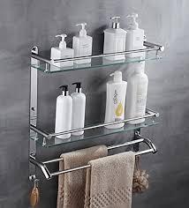 badezimmer regal badezimmer regal 304 edelstahl handtuch