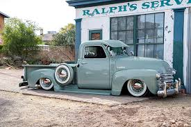 100 1950 Chevrolet Truck 3100 If At First You Dont Succeed