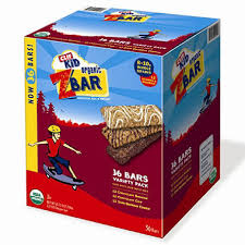 CLIF Kid Organic ZBar Whole Grain Energy Snack Variety Pack 127 Oz