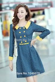 popular denim dress long sleeve buy cheap denim dress long sleeve
