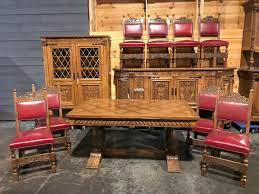 French 1940s Renaissance Style Dining Room - DINING ROOM ...