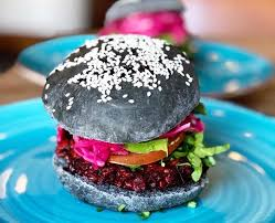 The Beet Burger At Pirates
