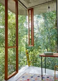 100 Define Glass House Playful Concrete Lines Tropical Planchonella In