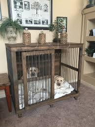 indoor kennel hunde haus hundehütte hundezimmer
