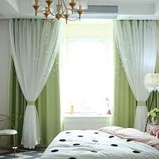 قنبلة الغموض الأعمال المنزلية gardinen transparent grün