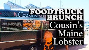 Foodtruck Brunch | Cousins Maine Lobster - YouTube Cousins Maine Lobster Orlando Food Trucks Roaming Hunger Shark Tank Success Story How Lobstertruck Guys Turned 200 Phoenix Press Kit Nashville In Tn Rolls Into Town Houston Chronicle Truck Love Edition Interview With A Cousin Jim Tselikis Of The One Became A Multimillion Filecousins Rolljpg Wikimedia Commons From Top Left Roll U Bbq Pulled Pork Malibu Fridays Wines