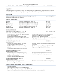 Using I In A Resume Objective by Resume Objective Exle 8 Sles In Pdf Word