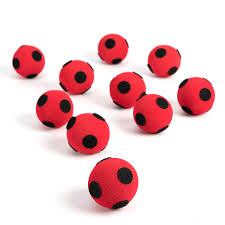 Adhesive Target Balls 10pk