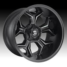 Fuel Avenger D605 Black Milled Dark Tint Custom Truck Wheels Rims ... Fuel D239 Cleaver 2pc Gloss Black Milled Custom Truck Wheels Rims Offroad Wheel Collection Off Road Regarding Car Ford F150 On 2piece Rampage D247 California My Lifted Trucks Ideas Pinatubo By Rhino Utv Hostage Iii D568 Matte Anthracite With 18in Trophy Exclusively From Butler Tires