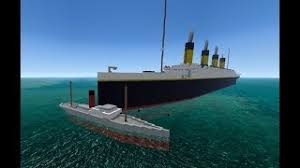 Roblox Rms Olympic Sinking from the depths rms olympic vs ferry download