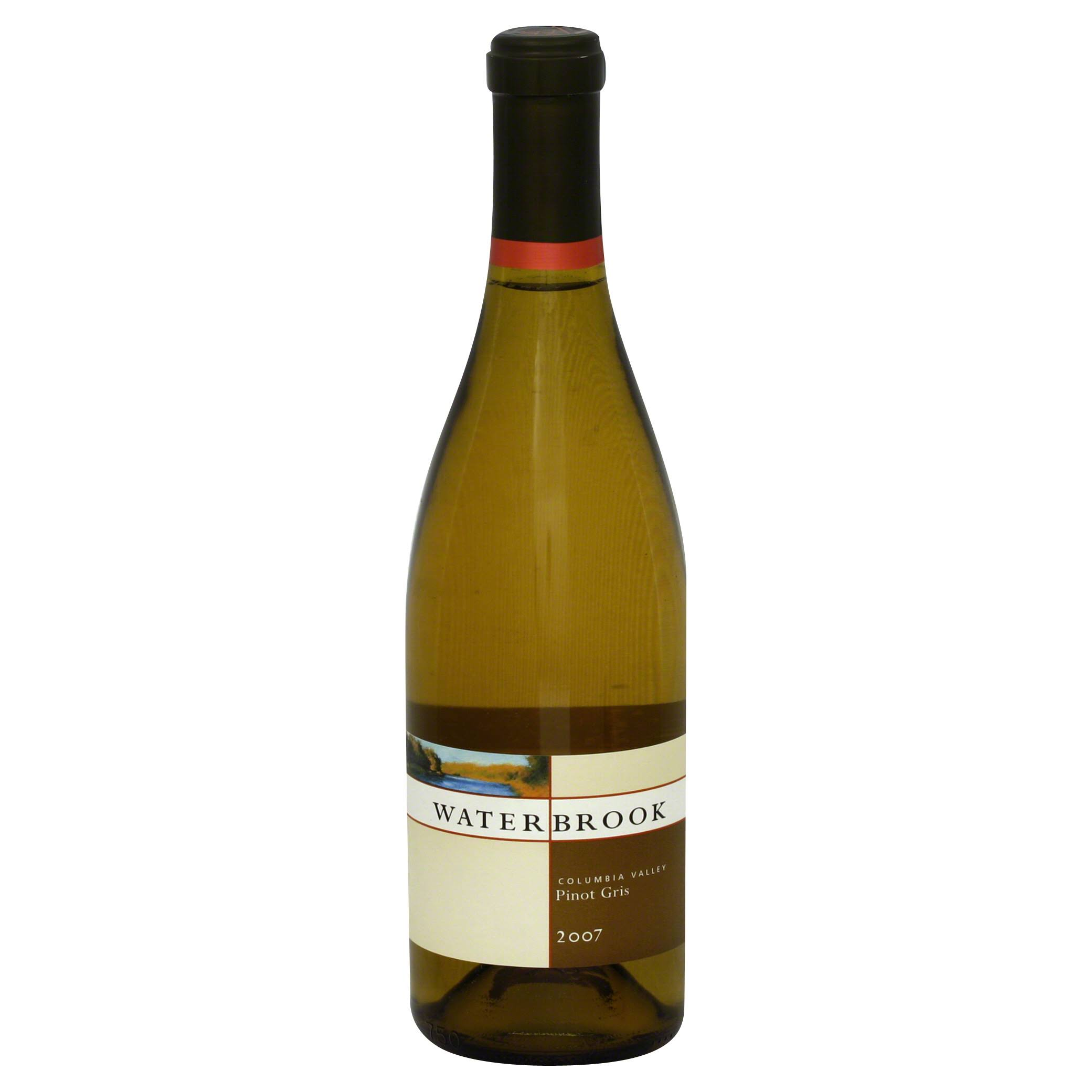 Waterbrook Pinot Gris, Columbia Valley, 2007 - 750 ml