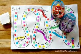 Create This Easy DIY Inside Out Board Game To Discuss Emotions And Feelings With Your Child In A Non Confrontational Way