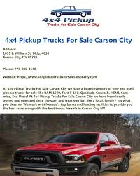 4x4 Pickup Trucks For Sale Carson City By 4x4 Pickup Trucks For Sale ... Used 2017 Chevy Silverado 1500 Custom 4x4 Truck For Sale Ada Ok Rare 1987 Toyota Pickup 4x4 Xtra Cab Up For On Ebay Aoevolution China Hot New Modle N1s Double Cabin Chevrolet Classic Trucks Classics Autotrader Salt Lake City Provo Ut Watts Automotive Lifted Dave Arbogast Napco The Forgotten 2019 Gmc Sierra Sale In Watsonville Ca Kz1712 Ltz In Hg394955 Near Gig Harbor Puyallup Car And Back To The Future Marty Mcfly 1985 Toyota Pickup Which Is The Bestselling Pickup Uk Professional