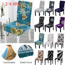 US $1.61 40% OFF|1/2/4/6pcs Floral Printing Chair Cover Home Dining Elastic  Chair Covers Multifunctional Spandex Elastic Universal Dining Room-in ... Chair Upholstered Floral Design Ding Room Pattern White Green Blue Amazoncom Knit Spandex Stretch 30 Best Decorating Ideas Pictures Of Fall Table Decor In Shades For A Traditional Dihou Prting Covers Elastic Cover For Wedding Office Banquet Housse De Chaise Peacewish European Style Kitchen Cushions 8pcs Print Set Four Seasons Universal Washable Dustproof Seat Protector Slipcover Home Party Hotel 40 Designer Rooms Hlw Arbonni Fabric Modern Parson Chairs Wooden Ding Table And Chairs Room With Blue Floral 15 Awesome To Enjoy Your Meal
