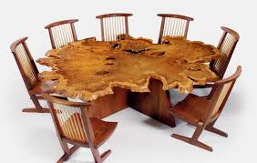 """New Life For The Noble Tree: George Nakashima's """"Arlyn"""" Table 