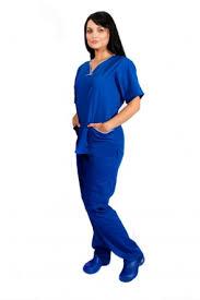 Ceil Blue Scrubs Sets by Scrubs Sets Medical Scrubs