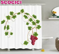 Grape Themed Kitchen Curtains by New Grape Decor For Kitchen Khetkrong