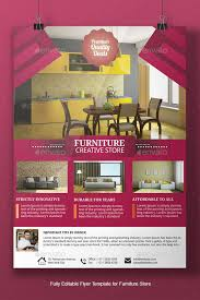 Preview Set 3 Furniture Flyer Design 01 02